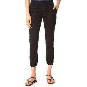 Vince Elastic Hem Patch Pocket Pants